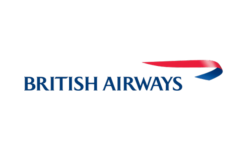 British Airways Logo - Queensbury Products Ltd have made plastic food packaging for airlines such as emirates & BA.